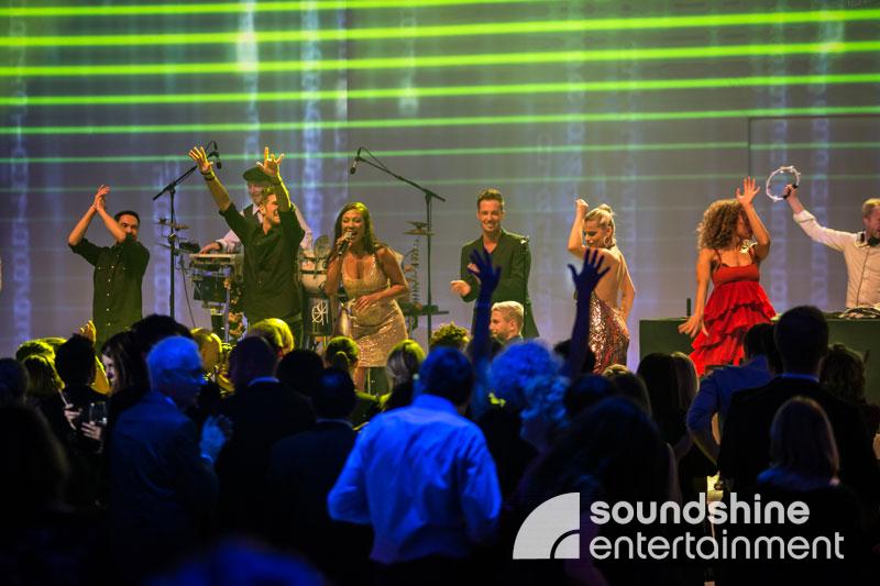Soundshine Band, Coverband, Liveband, Showband